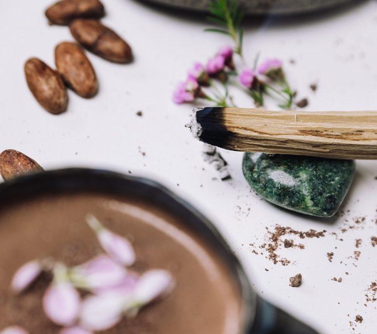 Smilkalai kakavos rituale